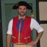 2. Vorstand + Leiter der Tanzgruppe: Oliver Brust