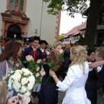 Die Trachtler gratulieren