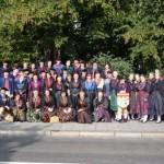 Die Galderschummer beim Oktoberfest 2012