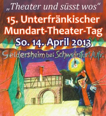 Mundart-Theater-Tag